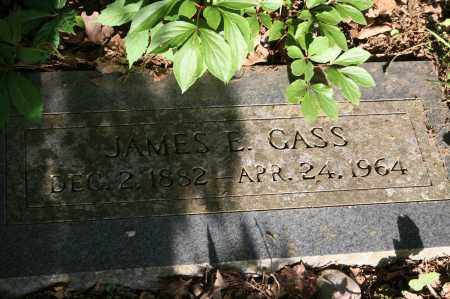 GASS, JAMES E. - Polk County, Arkansas | JAMES E. GASS - Arkansas Gravestone Photos