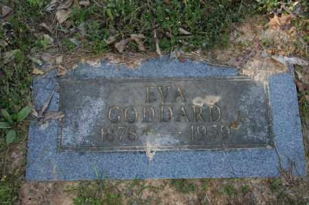 GODDARD, EVA - Polk County, Arkansas   EVA GODDARD - Arkansas Gravestone Photos