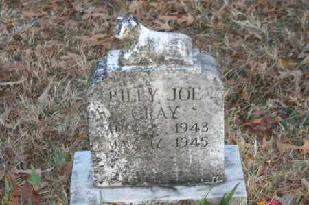 GRAY, BILLY JOE - Polk County, Arkansas   BILLY JOE GRAY - Arkansas Gravestone Photos
