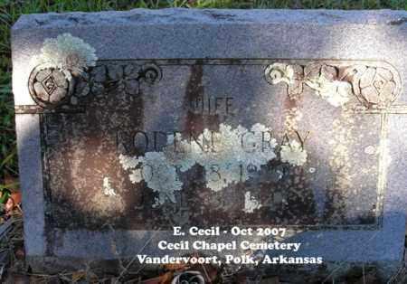 GRAY, KODENE - Polk County, Arkansas | KODENE GRAY - Arkansas Gravestone Photos