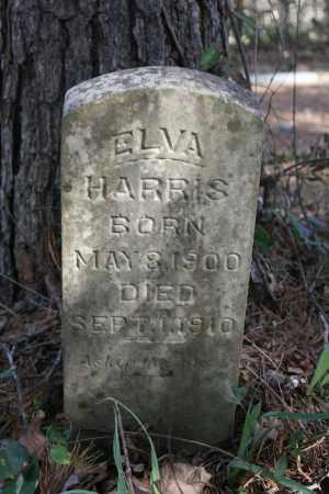 HARRIS, ELVA - Polk County, Arkansas | ELVA HARRIS - Arkansas Gravestone Photos
