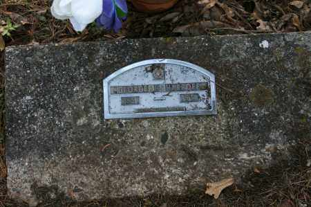 HARROFF, GEORGE H. - Polk County, Arkansas | GEORGE H. HARROFF - Arkansas Gravestone Photos
