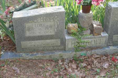 HARROFF, LORY - Polk County, Arkansas   LORY HARROFF - Arkansas Gravestone Photos