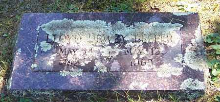 LEEPER, LLOYD DEWEY - Polk County, Arkansas | LLOYD DEWEY LEEPER - Arkansas Gravestone Photos