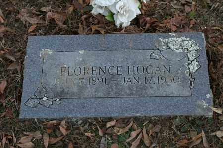 HOGAN, FLORENCE - Polk County, Arkansas | FLORENCE HOGAN - Arkansas Gravestone Photos