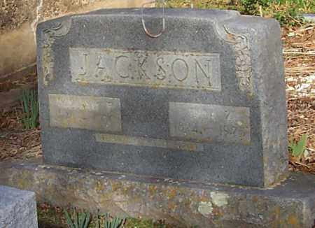 JACKSON, WILLIAM F. - Polk County, Arkansas | WILLIAM F. JACKSON - Arkansas Gravestone Photos