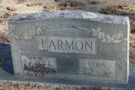 LARMON, CORA - Polk County, Arkansas | CORA LARMON - Arkansas Gravestone Photos