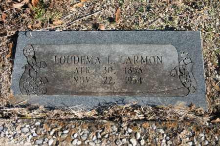 LARMON, LOUDEMA L. - Polk County, Arkansas | LOUDEMA L. LARMON - Arkansas Gravestone Photos