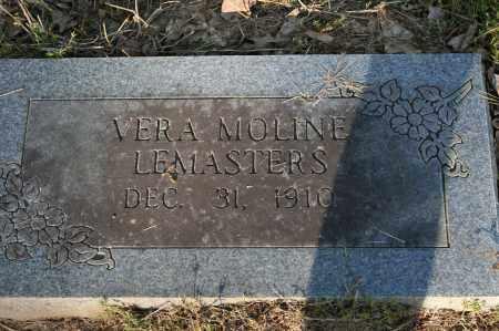 LEMASTERS, VERA MOLINE - Polk County, Arkansas | VERA MOLINE LEMASTERS - Arkansas Gravestone Photos