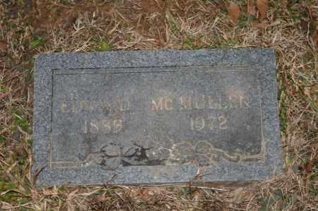 MCMULLEN, EDWARD - Polk County, Arkansas   EDWARD MCMULLEN - Arkansas Gravestone Photos