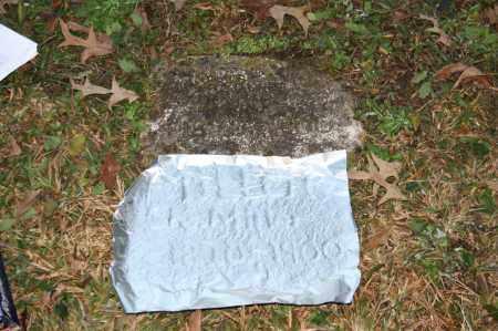 MILLER, CH. - Polk County, Arkansas | CH. MILLER - Arkansas Gravestone Photos