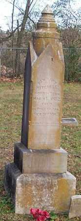 MITCHELL, NEWRANY - Polk County, Arkansas | NEWRANY MITCHELL - Arkansas Gravestone Photos