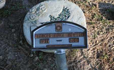 NEWTON, FRANCES ROMA - Polk County, Arkansas | FRANCES ROMA NEWTON - Arkansas Gravestone Photos