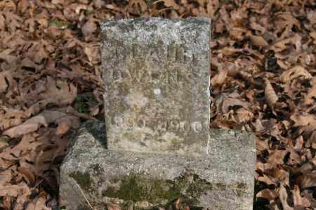 OWENS, CLAUD - Polk County, Arkansas   CLAUD OWENS - Arkansas Gravestone Photos