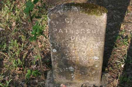 PATTERSON, MAGGIE A. - Polk County, Arkansas | MAGGIE A. PATTERSON - Arkansas Gravestone Photos
