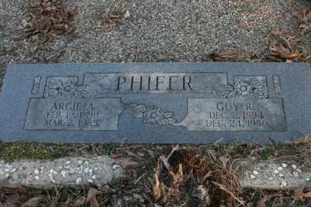 PHIFER, GUY R. - Polk County, Arkansas | GUY R. PHIFER - Arkansas Gravestone Photos
