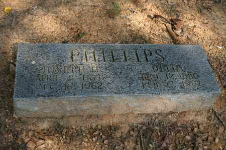 PHILLIPS, DELLA - Polk County, Arkansas   DELLA PHILLIPS - Arkansas Gravestone Photos