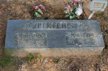 PHILLIPS, MARY J. - Polk County, Arkansas   MARY J. PHILLIPS - Arkansas Gravestone Photos