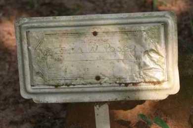 POSEY, JESSE W - Polk County, Arkansas | JESSE W POSEY - Arkansas Gravestone Photos