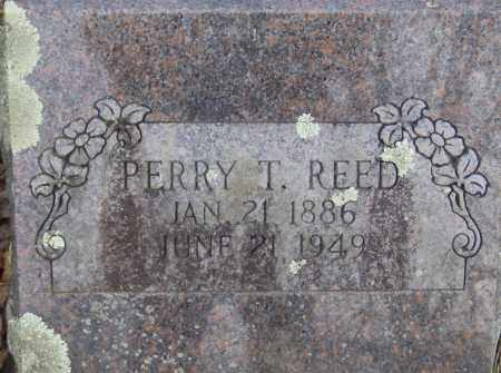 REED, PERRY TILLMON - Polk County, Arkansas | PERRY TILLMON REED - Arkansas Gravestone Photos