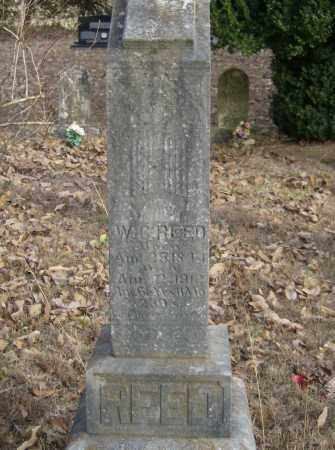 REED, WILLIAM CARROLL - Polk County, Arkansas   WILLIAM CARROLL REED - Arkansas Gravestone Photos