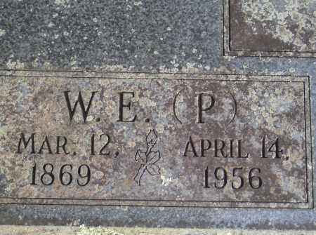 REED, WILLIAM EPPIE - Polk County, Arkansas   WILLIAM EPPIE REED - Arkansas Gravestone Photos