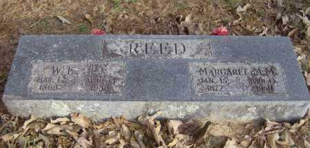 JACKSON REED, MARGARET MARTHA MELINDA - Polk County, Arkansas | MARGARET MARTHA MELINDA JACKSON REED - Arkansas Gravestone Photos