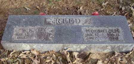 JACKSON REED, MARGARET MARTHA MELINDA - Polk County, Arkansas | MARGARET MARTHA MELINDA JACKSON REED - Arkansas Gravestone Photos