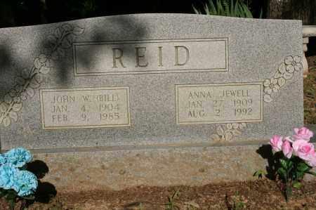 REID, ANNA JEWELL - Polk County, Arkansas | ANNA JEWELL REID - Arkansas Gravestone Photos