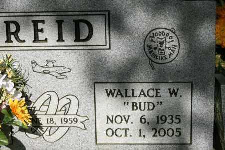 REID, WALLACE W. - Polk County, Arkansas   WALLACE W. REID - Arkansas Gravestone Photos