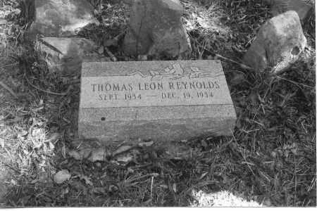 REYNOLDS, THOMAS LEON - Polk County, Arkansas   THOMAS LEON REYNOLDS - Arkansas Gravestone Photos