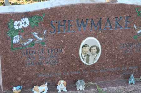 SHEWMAKE, GEORGE LEON - Polk County, Arkansas | GEORGE LEON SHEWMAKE - Arkansas Gravestone Photos