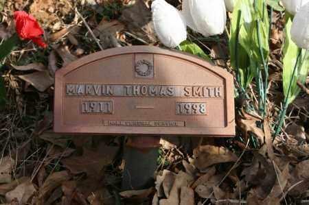 SMITH, MARVIN THOMAS - Polk County, Arkansas | MARVIN THOMAS SMITH - Arkansas Gravestone Photos