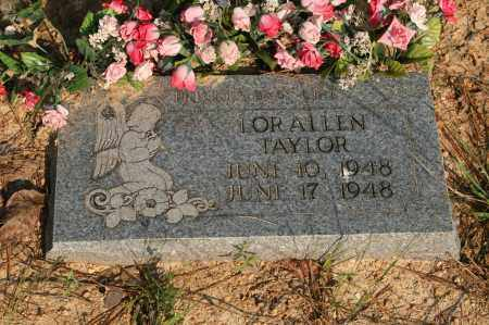 TAYLOR, LORALLEN - Polk County, Arkansas   LORALLEN TAYLOR - Arkansas Gravestone Photos