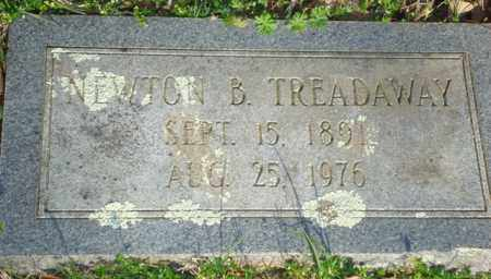 TREADAWAY, NEWTON B. - Polk County, Arkansas | NEWTON B. TREADAWAY - Arkansas Gravestone Photos