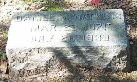 WATKINS, DANIEL M. - Polk County, Arkansas | DANIEL M. WATKINS - Arkansas Gravestone Photos