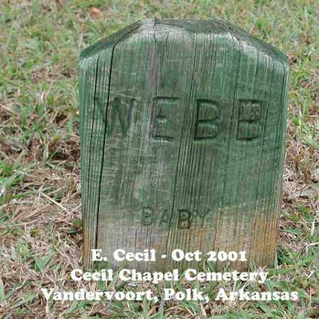 WEBB, BABY - Polk County, Arkansas | BABY WEBB - Arkansas Gravestone Photos