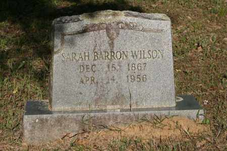 WILSON, SARAH - Polk County, Arkansas | SARAH WILSON - Arkansas Gravestone Photos