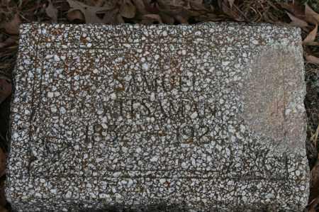 WITSAMAN, SAMUEL - Polk County, Arkansas | SAMUEL WITSAMAN - Arkansas Gravestone Photos