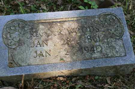 WOODS, J.R. - Polk County, Arkansas | J.R. WOODS - Arkansas Gravestone Photos