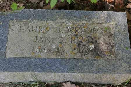 WROTEN, LAURA D. - Polk County, Arkansas   LAURA D. WROTEN - Arkansas Gravestone Photos