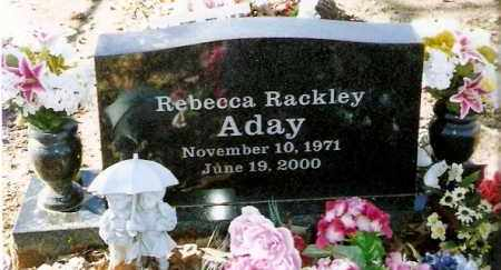 ADAY, REBECCA LEE - Pope County, Arkansas | REBECCA LEE ADAY - Arkansas Gravestone Photos