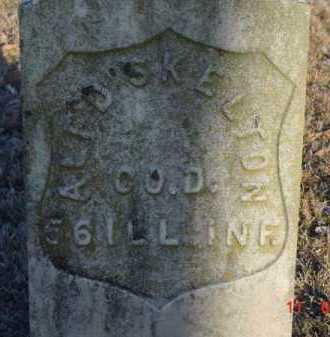 SKELTON (VETERAN UNION), ALFRED - Pope County, Arkansas   ALFRED SKELTON (VETERAN UNION) - Arkansas Gravestone Photos