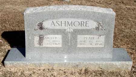 ASHMORE, J. SAWYER - Pope County, Arkansas   J. SAWYER ASHMORE - Arkansas Gravestone Photos