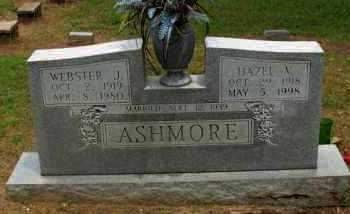 ASHMORE, HAZEL V - Pope County, Arkansas | HAZEL V ASHMORE - Arkansas Gravestone Photos