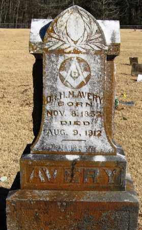 AVERY, H  M, DR - Pope County, Arkansas   H  M, DR AVERY - Arkansas Gravestone Photos
