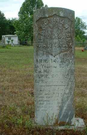 BARTON  (VETERAN UNION), ISAAC W - Pope County, Arkansas | ISAAC W BARTON  (VETERAN UNION) - Arkansas Gravestone Photos