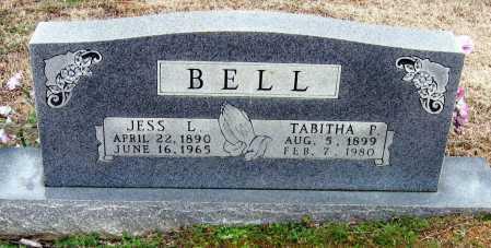 BELL, JESS L - Pope County, Arkansas | JESS L BELL - Arkansas Gravestone Photos