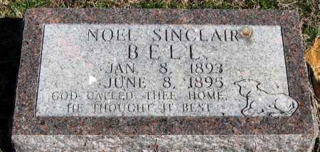 BELL, NOEL SINCLAIR - Pope County, Arkansas | NOEL SINCLAIR BELL - Arkansas Gravestone Photos