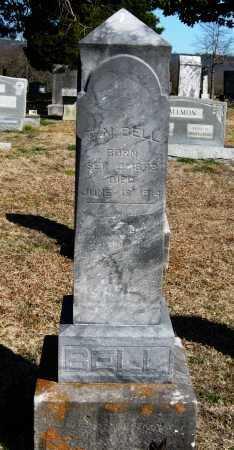 BELL, T  M - Pope County, Arkansas | T  M BELL - Arkansas Gravestone Photos